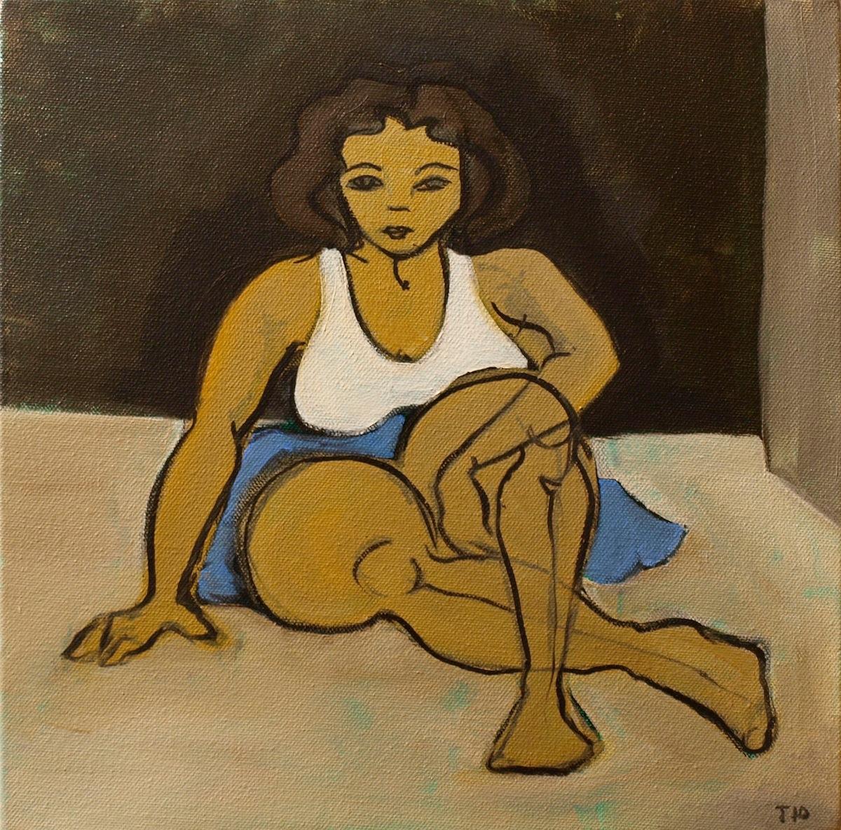Gesture Painting Series