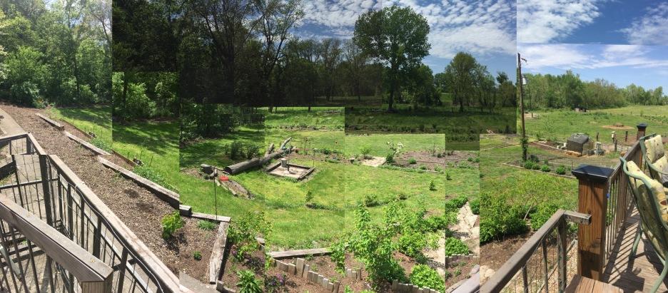 M.E.'s Garden